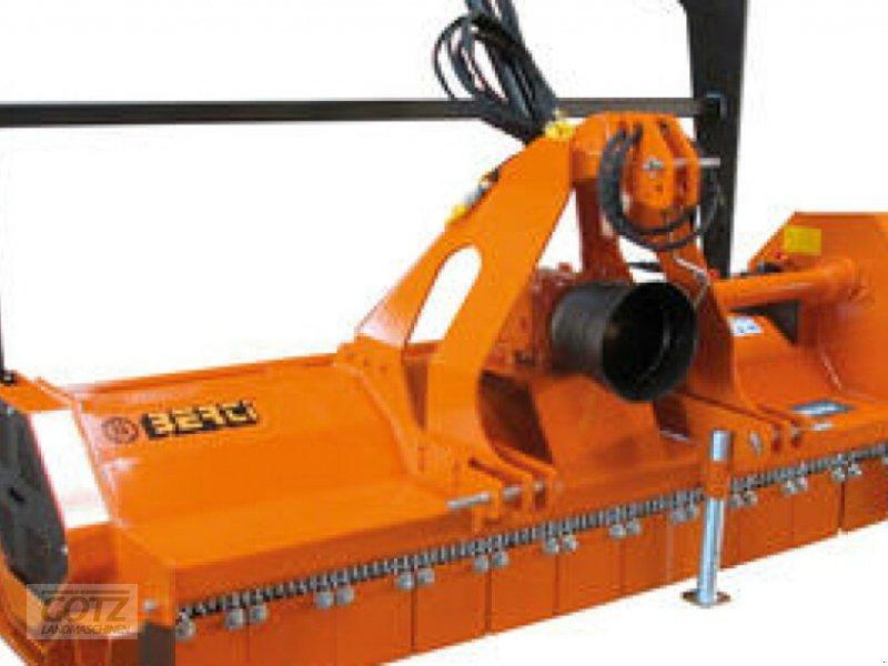 Forstfräse & Forstmulcher des Typs Berit EFX MD 200, Neumaschine in Schwabach Wolkersdorf (Bild 1)