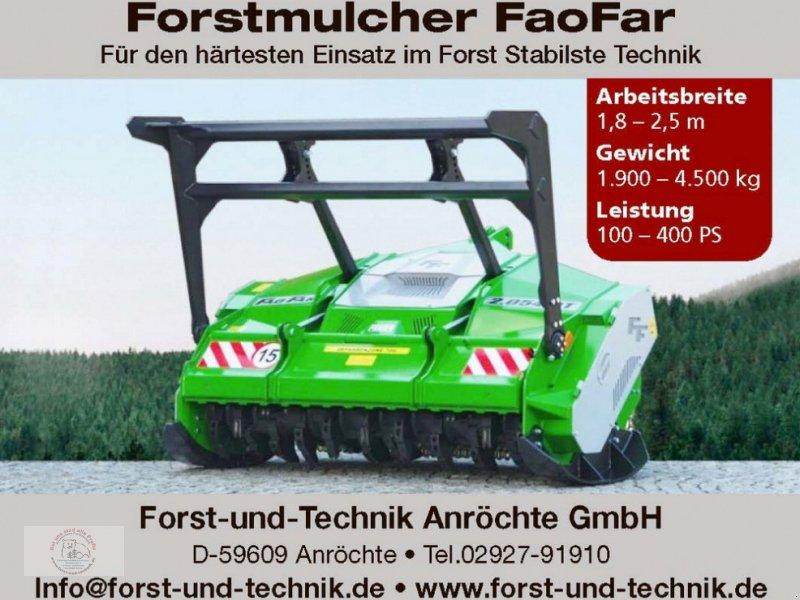 Forstfräse & Forstmulcher типа FAO FAR 1, Neumaschine в Anröchte (Фотография 1)