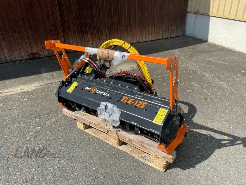 Forstfräse & Forstmulcher типа TMC Cancela TLE-125 Forstmulchkopf Mähraupe Funkraupe, Neumaschine в Heiligenstadt (Фотография 1)