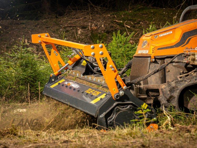 Forstfräse & Forstmulcher типа TMC Cancela TLE-125 Funkraupe/Mähraupe, Neumaschine в Heiligenstadt (Фотография 1)
