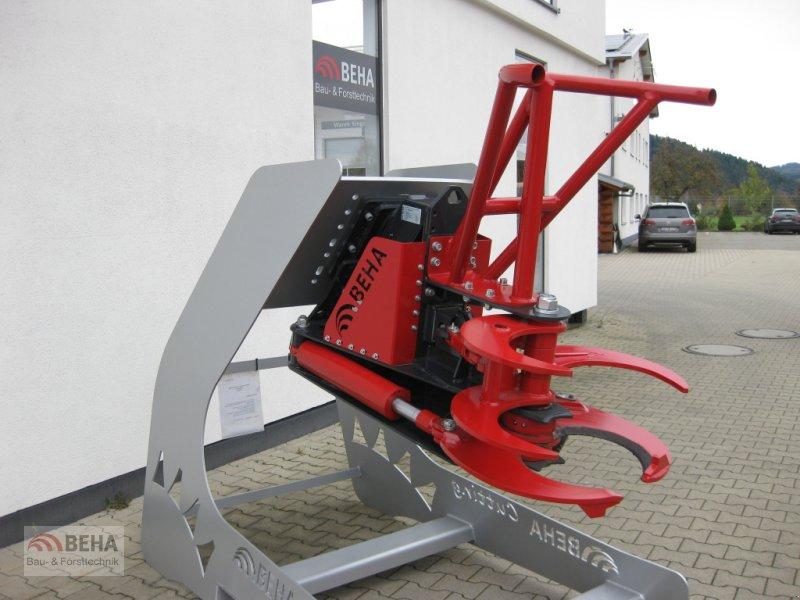 Forstgreifer und Zange des Typs BEHA FG210, Gebrauchtmaschine in Steinach (Bild 1)