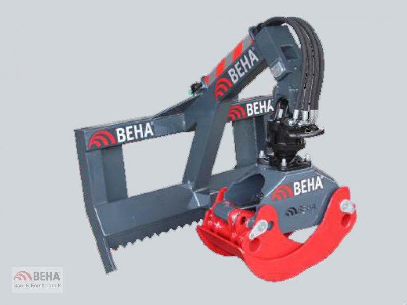Forstgreifer und Zange des Typs BEHA FLG 022/4 FS, Neumaschine in Steinach (Bild 1)