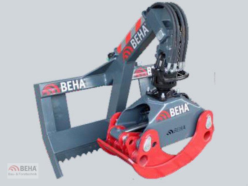 Forstgreifer und Zange des Typs BEHA FLG 026/4 FS, Neumaschine in Steinach (Bild 1)