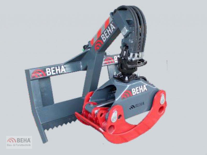 Forstgreifer und Zange des Typs BEHA FLG 026/55F6, Neumaschine in Steinach (Bild 1)