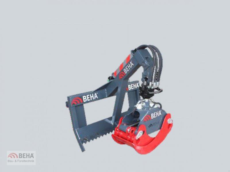 Forstgreifer und Zange des Typs BEHA FLG1-022/3, Neumaschine in Steinach (Bild 1)