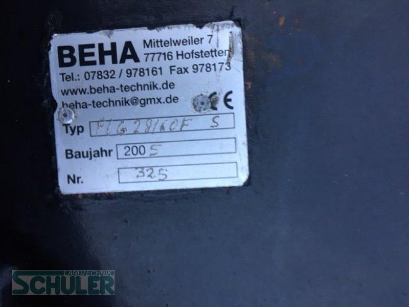 Forstgreifer und Zange типа BEHA FLG28/60FS, Gebrauchtmaschine в St. Märgen (Фотография 8)