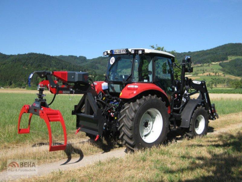 Forstgreifer und Zange des Typs BEHA RZ 17, Neumaschine in Steinach (Bild 1)