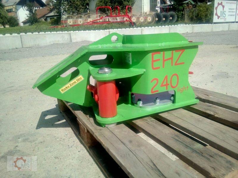 Forstgreifer und Zange des Typs Dorfmeister EHZ 240 Fällgreifer Energieholzgreifer, Neumaschine in Tiefenbach (Bild 4)