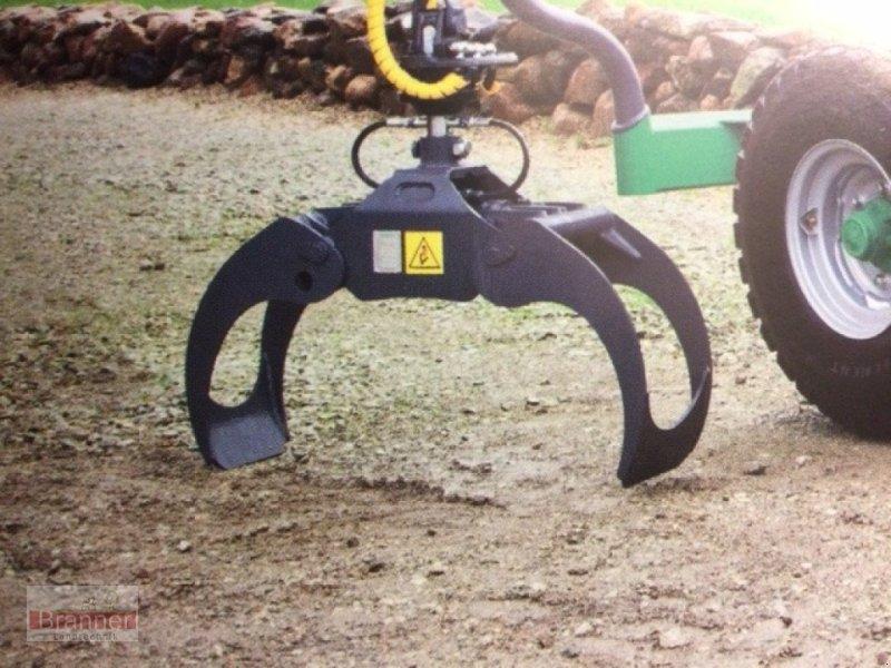 Forstgreifer und Zange des Typs Farma 0,16, Neumaschine in Titting (Bild 1)