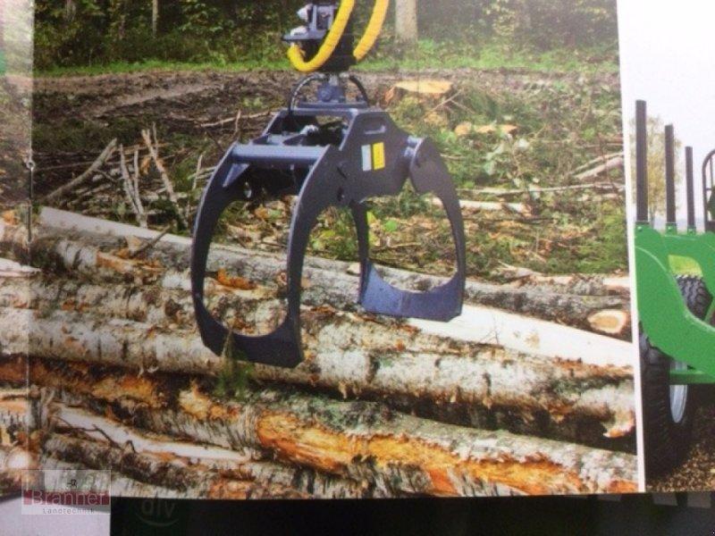 Forstgreifer und Zange des Typs Farma 020, Neumaschine in Titting (Bild 1)