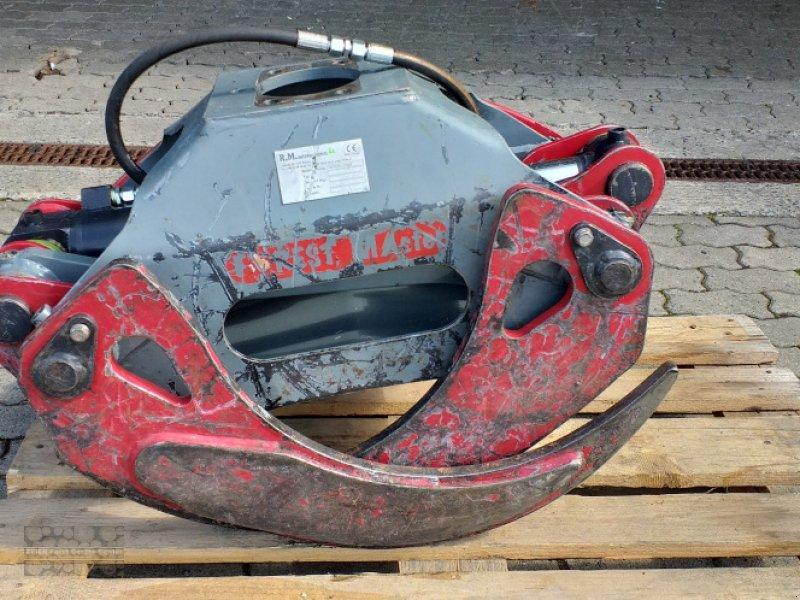 Forstgreifer und Zange des Typs Forest-Master 4-Finger-Greifer (Energiegreifer), Gebrauchtmaschine in Geroda (Bild 1)