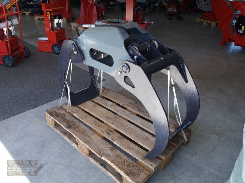 Forstgreifer und Zange des Typs Forest-Master HZ 145, Neumaschine in Geroda (Bild 2)
