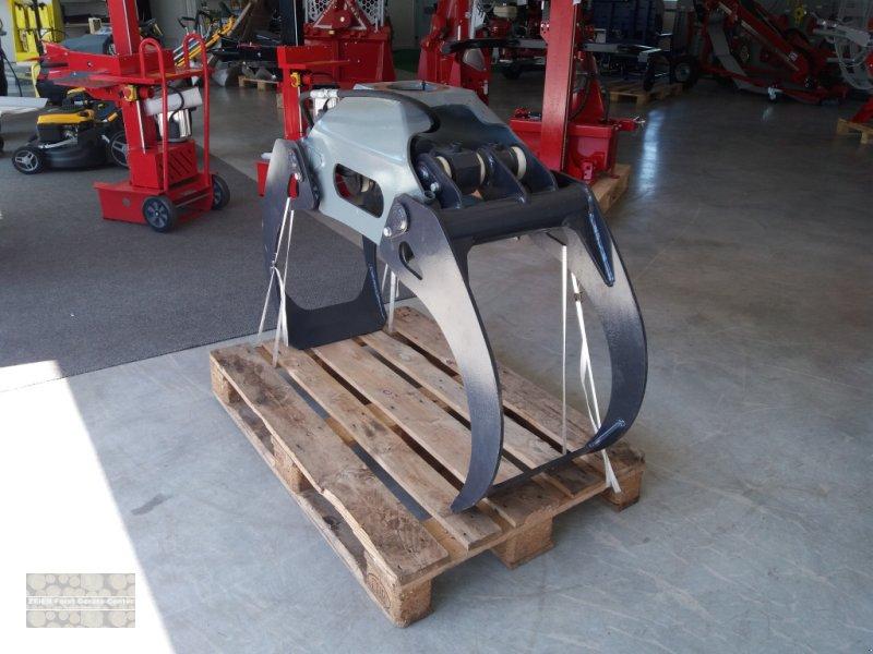 Forstgreifer und Zange des Typs Forest-Master HZ 145, Neumaschine in Geroda (Bild 7)