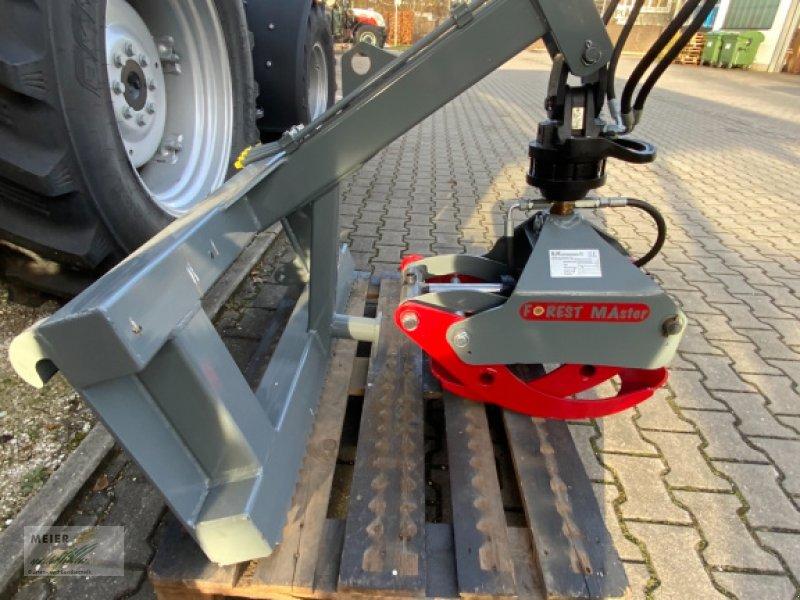 Forstgreifer und Zange des Typs Forest-Master VZA ecoline, Neumaschine in Hersbruck (Bild 1)
