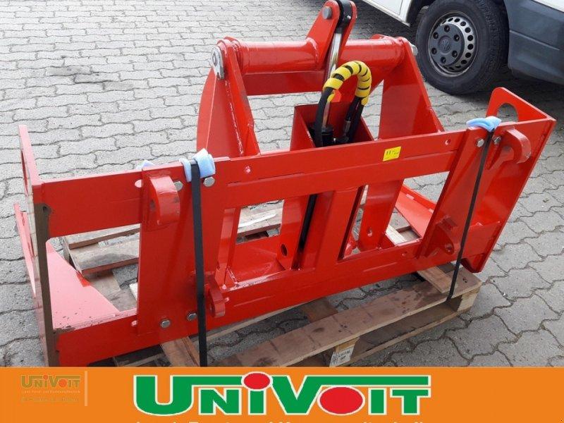 Forstgreifer und Zange des Typs Frontpolderschild Univoit Frontpolderschild Radlader - Traktor - Telekoplader, Neumaschine in Warmensteinach (Bild 2)
