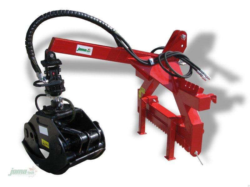 Forstgreifer und Zange des Typs Joma-Tech Kombianbaurahmen mit Forstgreifer OG16 und Rotator, 3-Punkt und Euro-Aufnahme, Neumaschine in Willebadessen (Bild 1)