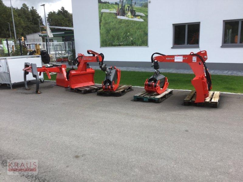 Forstgreifer und Zange типа Krpan KL 2200, Neumaschine в Geiersthal (Фотография 1)