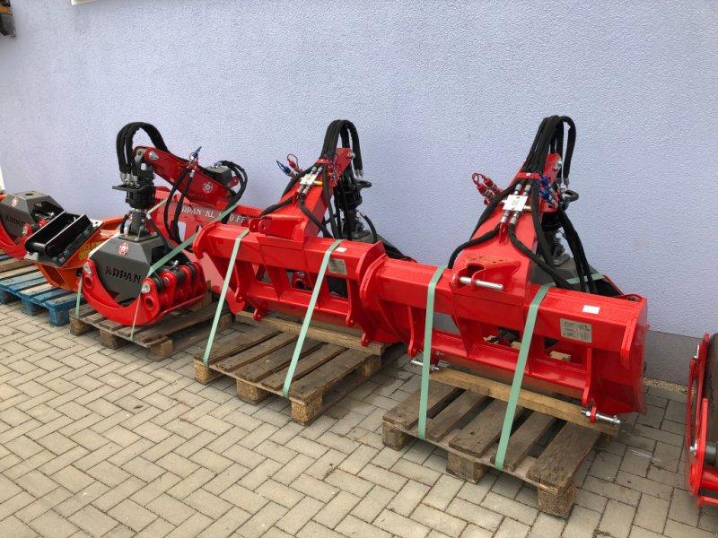 Forstgreifer und Zange des Typs Krpan KL1500FF, Neumaschine in Birgland (Bild 1)