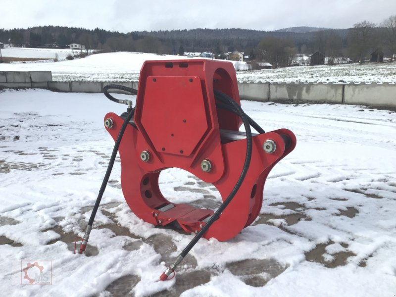 Forstgreifer und Zange des Typs MS EWC 620 Spaltzange, Neumaschine in Tiefenbach (Bild 13)
