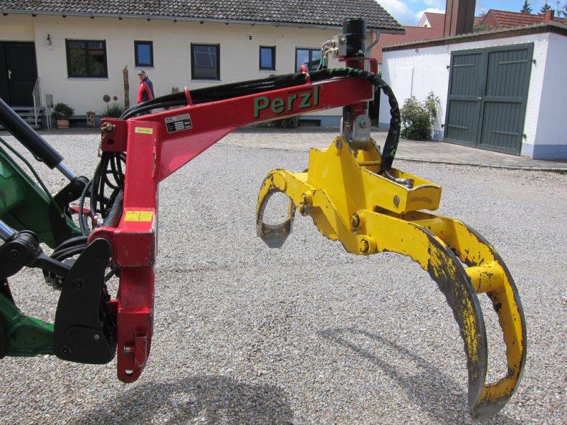 Forstgreifer und Zange des Typs Perzl RZ180, Gebrauchtmaschine in Gachenbach (Bild 1)