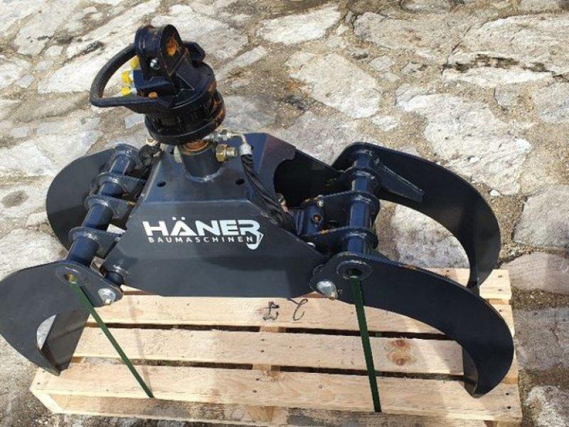 Forstgreifer und Zange des Typs Sonstige Häner HWG100 Holzgreifer, Gebrauchtmaschine in Brunn an der Wild (Bild 1)
