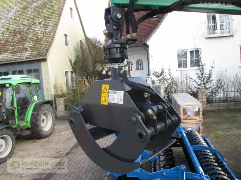 Forstgreifer und Zange des Typs Vielitz 1000, Neumaschine in Feuchtwangen (Bild 1)