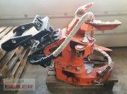 westtech CB 230 Forstgreifer und Zange