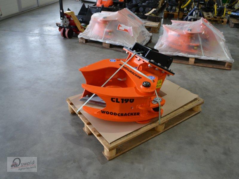Forstgreifer und Zange типа westtech Woodcracker CL190, Neumaschine в Iggensbach (Фотография 1)