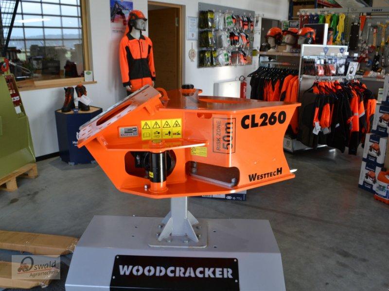 Forstgreifer und Zange типа westtech Woodcracker CL260, Neumaschine в Iggensbach (Фотография 1)