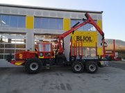 Forstschlepper des Typs Bijol 240 6 x 6 Forst Kombi, Neumaschine in Meschede