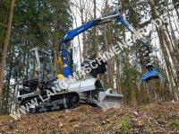 Binderberger Skorpion Rückefahrzeug Forstschlepper
