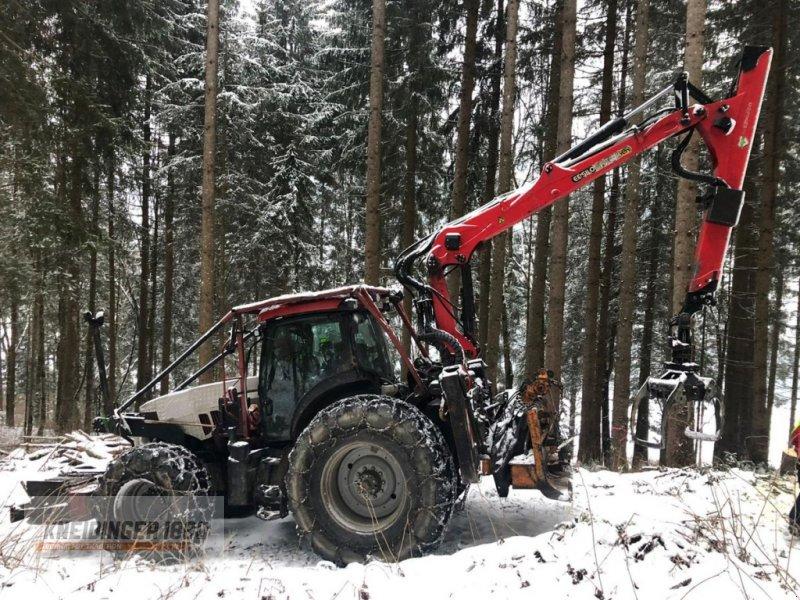 Forstschlepper des Typs Case IH Puma 165 Komfort, Gebrauchtmaschine in Altenfelden (Bild 1)
