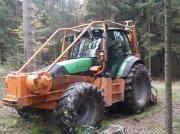 Deutz-Fahr M130 Forstschlepper