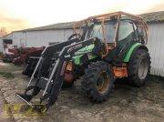 Deutz-Fahr Ritter Forstaufbau passend für Deutz Agrotron 85 Лесной трактор