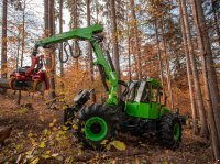 EQUUS 175N UH Tractor Forestal