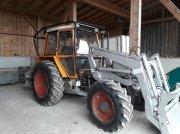 Fendt 380 GTA Schlang & Reichart Forstaufbau Doppelwinde Vario C Лесной трактор
