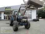 Forstschlepper des Typs Ford 7840 mit Nagel Forstausrüstung в Reinheim