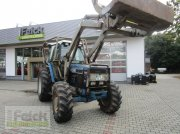 Ford 7840 mit Nagel Forstausrüstung Лесной трактор