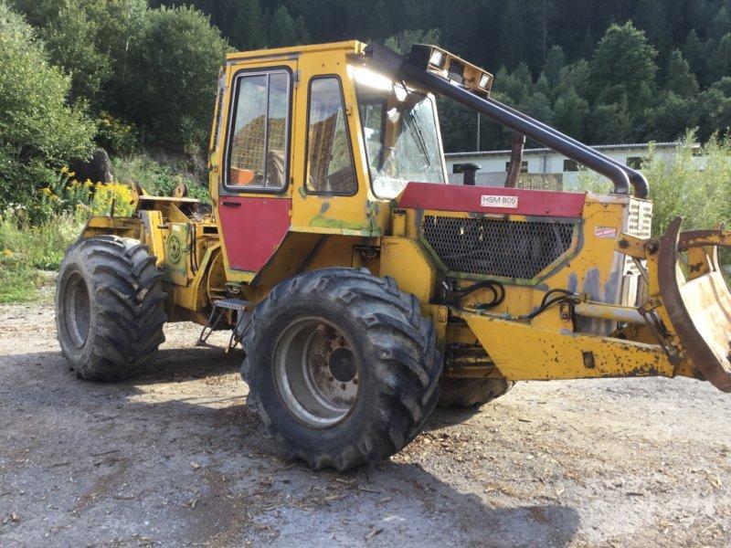 Forstschlepper des Typs HSM 805B, Gebrauchtmaschine in Winklern (Bild 1)