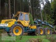HSM 904Z Loglift 121 wie WELTE NOE erdészeti vontató