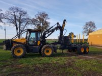JCB Fastrac 2115 4WS Лесной трактор