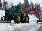 Forstschlepper типа John Deere 548 G III Welte NOE HSM Epsilon 110 Erstbesitz nur 4720 MAS в March