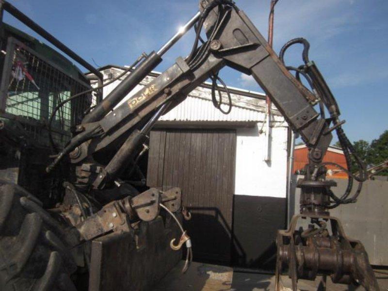 Forstschlepper типа John Deere 6600, Gebrauchtmaschine в Ziegenhagen (Фотография 4)