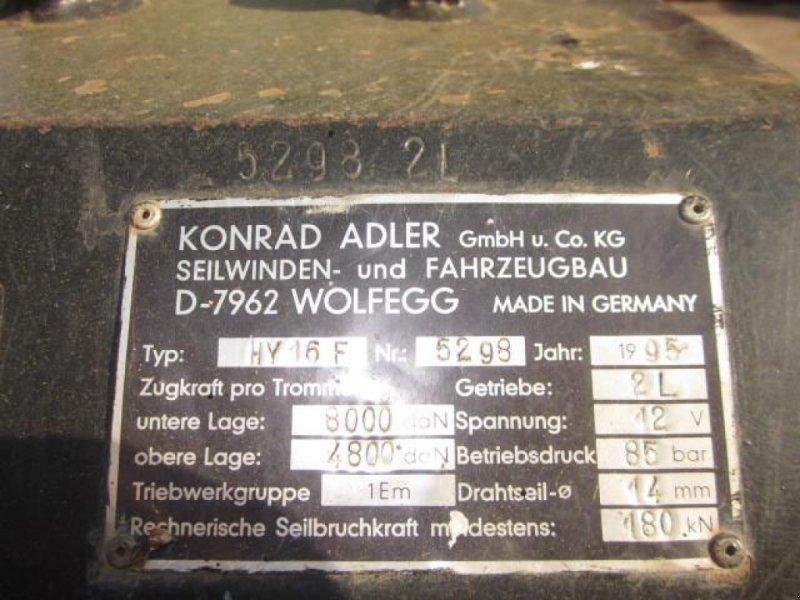 Forstschlepper типа John Deere 6600, Gebrauchtmaschine в Ziegenhagen (Фотография 6)