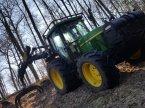 Forstschlepper des Typs John Deere 6610 в Ludwigswinkel