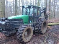 Kotschenreuther K 135 Лесной трактор