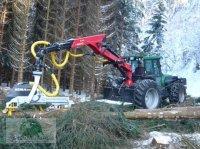Kotschenreuther K175 mit Harvester Лесной трактор