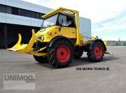 Mercedes-Benz Uniknick UK52-1 Unimog-Technik Лесной трактор