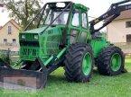 Forstschlepper des Typs NFB NOE 120 Erstbesitz 7m Kran wie HSM WELTE в March