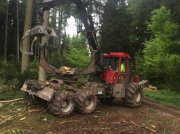 Ritter R 185 6 WD Лесной трактор
